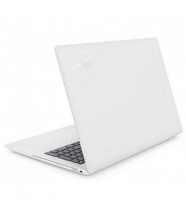 PC Portable LENOVO IdeaPad 330 Dual Core 4Go 500Go Blanc