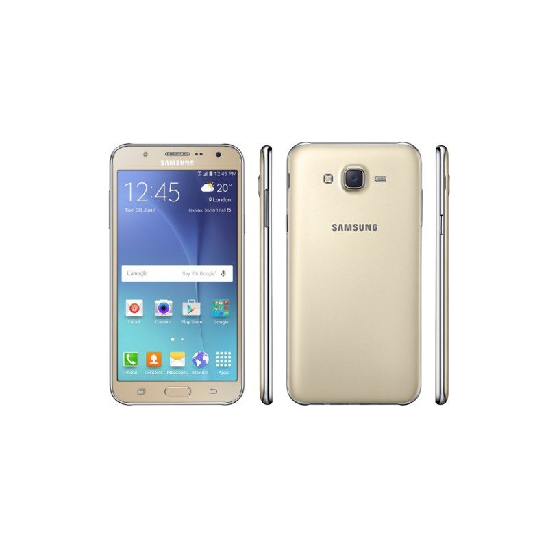 Samsung galaxy j7 gold smartphone tunisie chez wiki for Photo ecran samsung j7