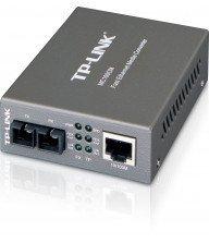 Convertisseur de média Fast Ethernet TP-Link, jusqu'à 100 Mbits / s RJ45 à 100 millions de fibres SC multi-mode Tunisie