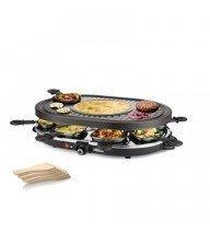 Raclette Ovale 5en1 Princess 162700 Tunisie