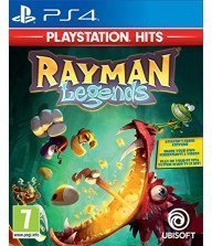 JEU RAYMAN LEGENDS HITS PS4 Tunisie