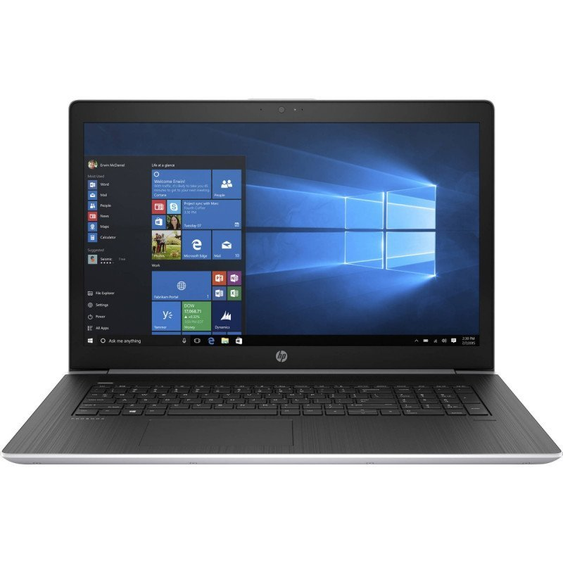 pc portable hp probook 470g5 i5 7 8g n 8go 1to chez wiki tunisie. Black Bedroom Furniture Sets. Home Design Ideas