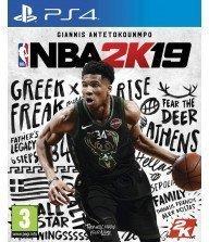 JEU NBA 2K19 PS4 Tunisie