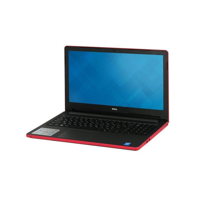 pc portable dell 5558 i3 rouge ordinateur dell tunisie. Black Bedroom Furniture Sets. Home Design Ideas