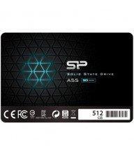 "DISQUE DUR SSD SILICON POWER 2.5"" SLIM A55 / 512 GO Tunisie"