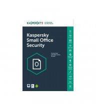 Kaspersky Small Office Security 2017 (50 PC + 5 Serveurs) Tunisie