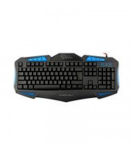 Clavier gaming WHITE SHARK GK-1621 SHOGUN Bleu Tunisie