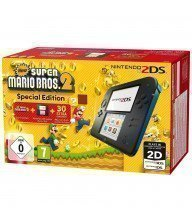 CONSOLE 2DS NOIR BLEU NEW MARIO BROS2 Tunisie