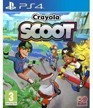 JEU CRAYOLA SCOOT PS4 Tunisie