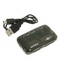 Lecteur de carte INTEX USB2.0 Tunisie