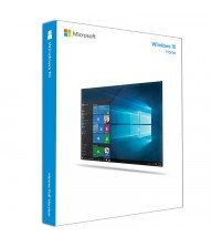 Microsoft Windows 10 Home 64 Bits OEM FR Tunisie