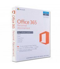 Microsoft Office 365 Personnel 1 an Français Tunisie