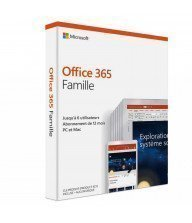 Microsoft Office 365 Home 1 an Français Tunisie