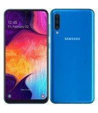 Samsung Galaxy A50 Bleu Tunisie