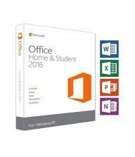 Microsoft Office Home and Student 2016 pour Windows - Français Tunisie