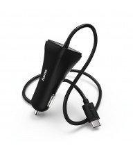 Chargeur pour voiture, Hama USB Type-C, 3 A, noir Tunisie