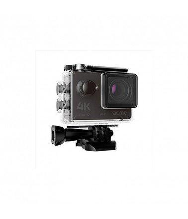Caméra de sport et d'action ACME VR301 Ultra HD avec Wi-Fi et télécommande