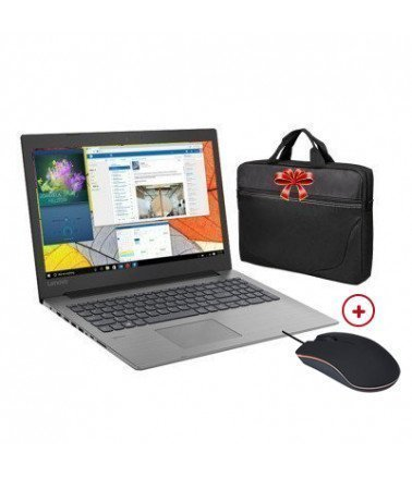 PC Portable LENOVO IP330 Dual Core 4Go 500Go Gris