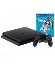 Sony PlayStation 4 Slim 1 To+fifa2019 Tunisie