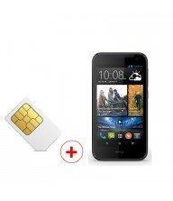 HTC Desire 310 Bleu Tunisie