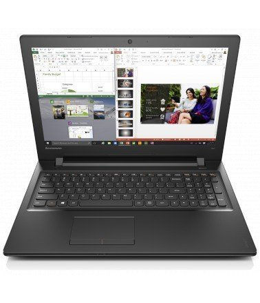 PC portable LENOVO IdeaPad 300 Dual core 2Go 500 Go NOIR