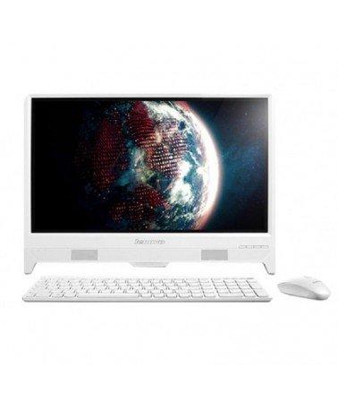 PC DE BUREAU ALL IN ONE C260 BLANC TACTILE Quad Core 4GO 500GO