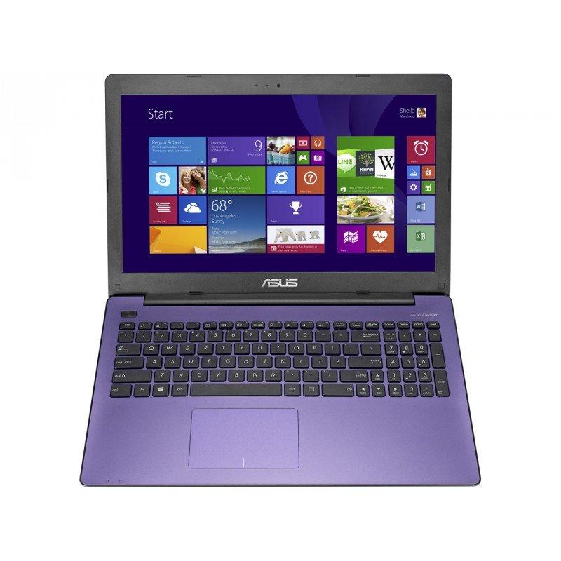 pc portable asus x553 dual violet ordinateur asus tunisie. Black Bedroom Furniture Sets. Home Design Ideas