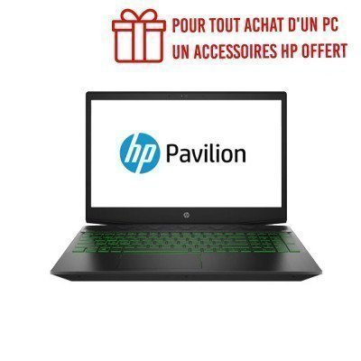 Pc Portable Hp Pavilion Gaming 15-cx0002nk i7 8é Gén 8Go 1To Tunisie