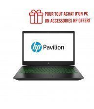 Pc Portable Hp Gaming Pavilion 15-CX0009NK I5 8É GÉN 16Go 1TO+128SSD Tunisie