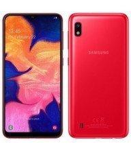 Samsung Galaxy A10 Rouge Tunisie