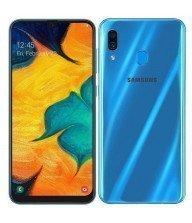 Samsung Galaxy A30 Bleu