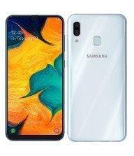 Samsung Galaxy A30 Blanc Tunisie