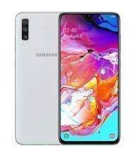 Samsung Galaxy A70 Blanc Tunisie