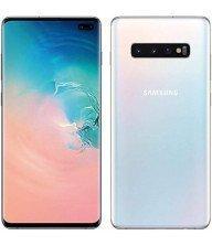 Samsung Galaxy S10 plus Blanc Tunisie