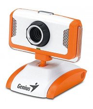 Webcam GENIUS islim 1320 orangé Tunisie