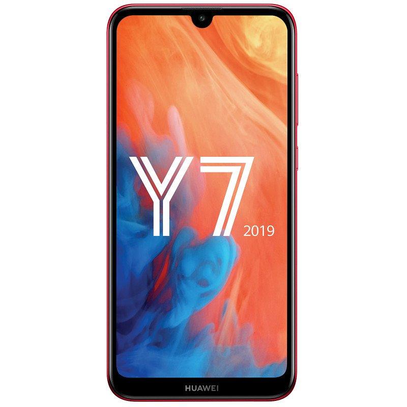 Huawei Y7 2019 Rouge Chez Wiki Tunisie