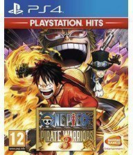 JEU ONE PIECE WARRIORS 3 HITS PS4 Tunisie