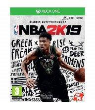 JEU NBA 2K19 XONE Tunisie