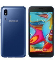 Samsung Galaxy A2 Core Bleu Tunisie