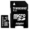 Carte mémoire micro sd Transcend 4Go