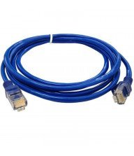Patch Cable RJ45 Cat6 FTP 1M-Bleu Tunisie
