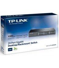 Switch TP-LINK rackable/de bureau 24 ports Gigabit Tunisie