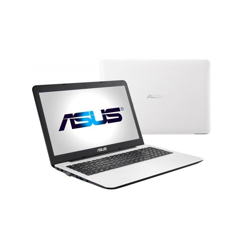 pc portable asus x554 i3 blanc ordinateur asus tunisie chez wiki. Black Bedroom Furniture Sets. Home Design Ideas