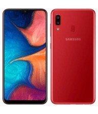 Samsung Galaxy A20 Rouge Tunisie