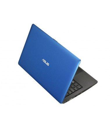 Pc Portable Asus Netbook X200MA Dual-Core 2 Go 500 Go Bleu