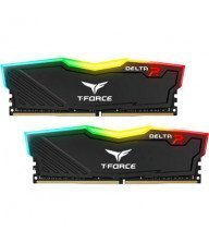 Barrette mémoire TEAM GROUP DELTA RGB (8x2GB) DDR4 3000 MHZ Tunisie
