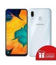 Samsung Galaxy A30 Blanc