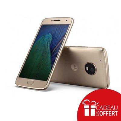 Motorola Moto G5 Gold Tunisie