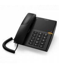 Téléphone Fixe Filaire Alcatel T28 Noir Tunisie
