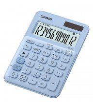 Calculatrice de bureau Casio MS-20UC Bleu clair Tunisie